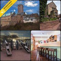 3 Tage 2P IBIS Hotel Eisenach Gotha Thüringen Kurzurlaub Gutschein Städtereise