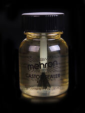 MEHRON CASTOR SEALER FOR LATEX WAX RUBBER PROSTHETIC STAGE SPECIAL EFFECT MAKEUP