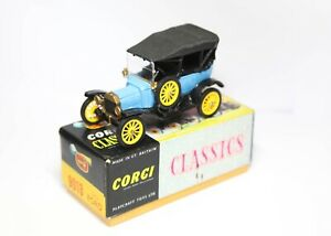 Corgi 9013 1915 Ford In It's Original Box - Near Mint Vintage