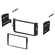 NEW CAR STEREO DOUBLE 2 DIN RADIO RECEIVER CD PLAYER DASH INSTALLATION TRIM KIT