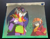 SHIN BIKKURIMAN - NEYROS & CREOCUX - production anime cel  A7 -  Toei ~ Ray Rohr