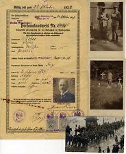 General Gustav Beyer (1863-1930). Fotos und Dokumente.