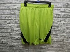 Men's Nike Dri Fit Neon Basketball Shorts W/ Pockets Size L
