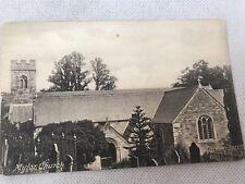 Mylor Church Postcard Farmouth Cornwall Frith 24238 Printed In Saxony