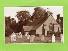 The Church Ferring By Sea Nr Worthing unused  RP pc Judges 20919 Ref J158