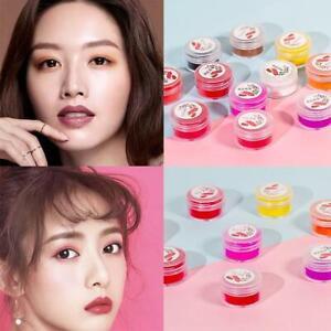 16 Colors DIY Lip Gloss Powder Material Comestics Up Handmade Beauty L0F4