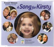 Russell Watson - Nothing Sacred : A Song For Kirsty (2 tracks and video, CD)
