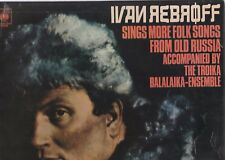 Ivan Rebroff - Sings More Folk Songs From Old Russia - LP + CD-R backup
