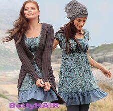 Sommer Kleid FLASHLIGHTS Gr.34 Gr.36  MIT MASSE XL BILDER