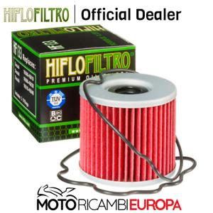 FILTRO OLIO HIFLO HF133 PER SUZUKI GSX400 SZ,SD,SE,SF,SG,SHGK53C 1982/1987