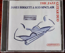 JAMES BIRKETT ROD SINCLAIR THE JAZZ GUITAR DUO CD JAZZ PERFORMANCE (2000) SEALED