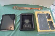 Apple iPad 1st Gen. 32GB, Wi-Fi + 3G Unlocked, 9.7in Black (Read Description)