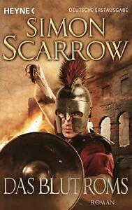 Das Blut Roms von Simon Scarrow (Taschenbuch) UNGELESEN