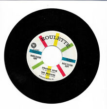 Strange Love/I Don't Know Why by The Delicates