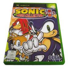 Sonic Mega Collection Plus XBOX Original PAL *Complete*