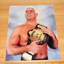 Ric Flair wcw wwe wwf 8x10 wrestling photo