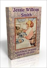 Jessie Willcox Smith Pictures - 220 colour public domain images on DVD