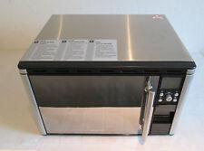 Dampfgarer Edelstahl mit Doppel Grill 1650 W. 22 L. Kochen und Backen mit Dampf