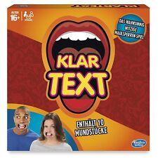 Hasbro C2018398 Klartext Partyspiel