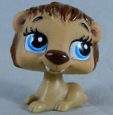 Bratz Lil Angelz Petz Brown & Tan LION Blue eyes mga Doll Pets Accessories