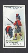 SALMON & GLUCKSTEIN - TRADITIONS OF THE ARMY / NAVY (SMALL) - #17 BLACK WATCH