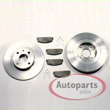 Mazda 323 VI Año Fab. - Discos de Freno Pastillas Para Trasero Eje