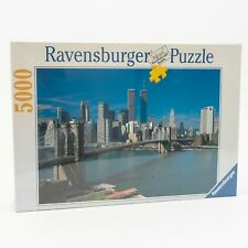 Ravensburger New York City 5000 pieces World Trade Center Twin Towers New in Box