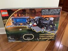 Retired Rare 2002 Lego Express Electric Train 4534 New 100% Complete Sealed Box