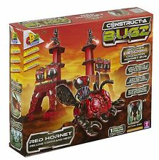 CONSTRUCT-A-BUGZ: RED HORNET DELUX COMMAND NEST - CHARACTER BUILDING