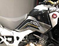 2 PROTEZIONI LATERALI GEL 3D compatibili x MOTO HONDA AFRICA TWIN ADVENTURE 2019