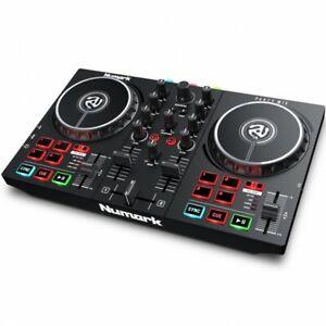 NUMARK PARTY MIX MKII CONSOLLE 2 CANALI CONTROLLER USB SERATO DJ G. UFFICIALE