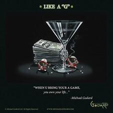 Michael Godard Like A G Open Edition