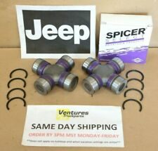 Jeep TJ Wrangler Front Axle Shaft U Joint Kit 1997-2006
