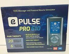 E-Pulse Pro 610 Tens Ems Ces Settings.Best Selling Tens Unit!