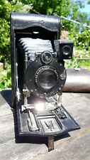 Kodak No 3a Folding Camera Tessar Lens