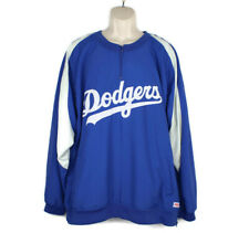 Stitches Los Angeles Dodgers Mens Windbreaker Jacket XL MLB Baseball