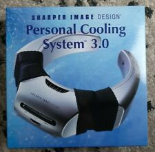 Brand NEW Sharper Image Personal Cooling System 3.0 NEW In Box.