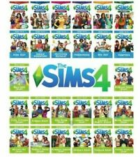 The Sims 4 ALL Expansions + ALL DLC PACKS + Lifetime Warranty Windows & MAC