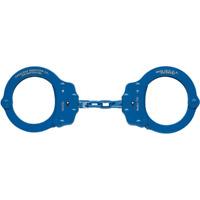Peerless 4712N Blue 750 Chain Link Police Handcuffs