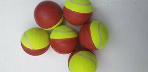 Cricket Wonderball Swing Practice Tennis Wind ball Garden Hollow Air (Pack of 6)