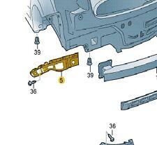 NEW GENUINE VW POLO NEAR SIDE REAR BUMPER SUPPORT BRACKET 6R6807393A
