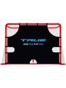 "True Hockey Shooter Tutor 72""! Full Size Hockey Net Shooting Aid Shot Practice"