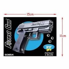 Pistolet Billes 15 Cm