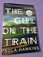 The Girl On The Train by Paula Hawkins (ARC) 1st Edition Review Copy PB