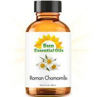 Best Chamomile (Roman) Essential Oil 100% Purely Natural Therapeutic Grade 2oz