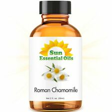 Chamomile (Roman) (Large 2 ounce) Best Essential Oil (59ml) FREE SHIPPING