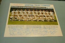 1971 Rochester Red Wings Minor League Baseball Team Photo Don Baylor Bobby Grich