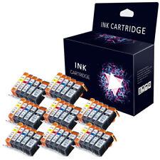 40 Ink Cartridges For Canon Pixma IP4800 IP4850 IP4950 IX6250 IX6550