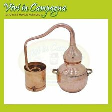Alambicco distillatore lt 0,75