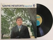 WAYNE NEWTON: Wayne Newton's Songs Of Faith Vinyl LP MGM SE 4581 +bonus CD
